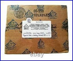 04-05 Upper Deck Exquisite 3 Box BBCE Sealed Case Lebron James -Michael Jordan