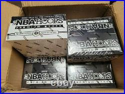 1-2019-20 Panini NBA Hoops Premium Stock Factory Sealed 12 Pack Box Zion Lebron