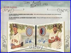 (1) 2019 Topps Allen and Ginter Baseball Factory Sealed Hobby Box (24 Packs)