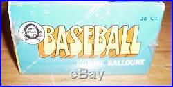 1972 Opc Baseball Unopened (2nd-series) Wax Pack Box-(bbce-sealed), Many Hof'ers