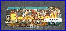 1973 Topps Baseball Unopened Wax Box 4th Series with 24 Packs BBCE Sealed