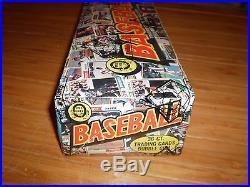 1974 Opc Baseball Unopened Full Wax Pack Box-(bbce-sealed), Case Fresh-rare-year
