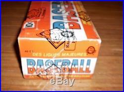 1976 Opc Baseball Unopened Full (48-wax Pack) Box-(bbce-sealed), Clean, Tough Box