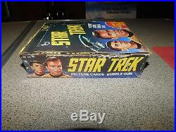 1976 Topps Star Trek Pack Lot 34 Sealed Cards Wax Original Packs Nr Complete Box