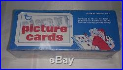 1979 Topps Baseball Vending Box Sealed