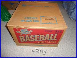 1982 Donruss Baseball Sealed Wax Box Case 20 Boxes