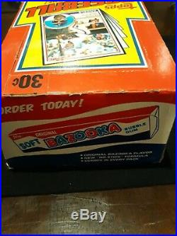 1983 Topps Baseball Wax Box 36 Sealed Packs