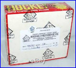 1984-85 O-pee-chee Opc Hockey Bbce Sealed Wax Box 48pk Yzerman Chelios Gilmour B