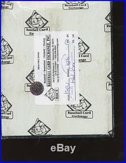 1984 Topps Baseball Rack Box BBCE Sealed Mattingly Rc
