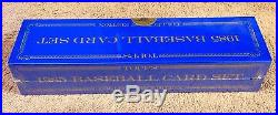 1985 Topps Tiffany Factory Sealed Set Mint Box Unbelievable