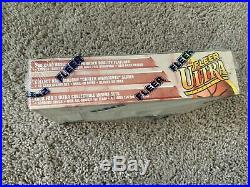 1993-94 BASKETBALL Fleer Ultra Series 1 Factory Sealed Box Jordan Scoring King