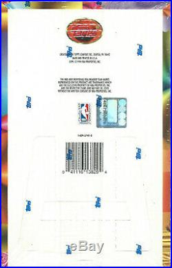 1993-94 Topps Finest Basketball Factory Sealed Hobby Box