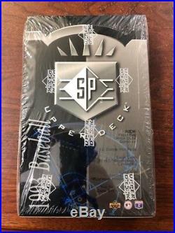 1993 SP Baseball Box Factory Sealed And Unopened-Derek Jeter PSA 10 RC-Yankees