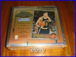 1996 97 Topps Chrome Factory Sealed Basketball Box! 100k Kobe Rc 75k Jordan