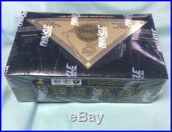 1996 Pinnacle Select Certified Baseball Factory Sealed Box 20 Packs Mirror Jeter