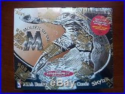 1998-99 Skybox Molten Metal Basketball SEALED HOBBY Box Nowitzki & Carter Rc