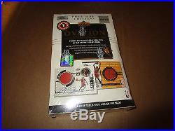 1998-99 Upper Deck Ovation Sealed Basketball Box Michael Jordan GU Auto 11 pack