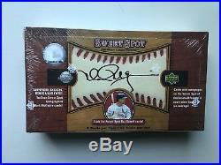 2002 Upper Deck Sweet Spot Baseball Factory Sealed Hobby Box