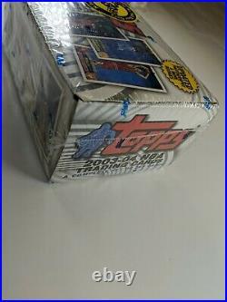 2003-04 Topps Basketball Mint Factory Sealed Box Set 1-265 w LEBRON JAMES RC 221