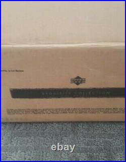 2003-04 UD Exquisite Collection Factory Sealed Box w Org Case LeBron RC 1.8 Mil