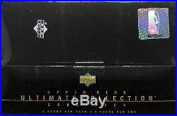 2003-04 Upper Deck Ultimate Collection Basketball Sealed Hobby Box