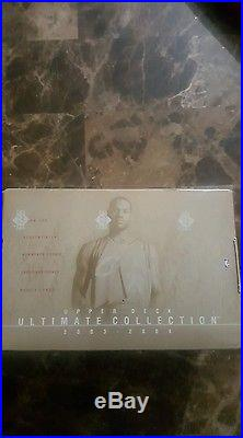2003-04 upper deck ultimate collection sealed box