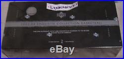 2003-2004 EXQUISITE Basketball Factory Sealed Box Michael Jordan LeBron James