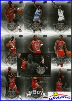 2009/10 UD Michael Jordan LEGACY Factory Sealed Box Set-Look for $2,000 AUTO