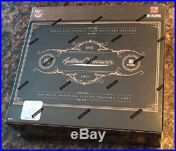 2011 National Treasures SEALED CASE BOX Tom Brady Julio Jones Cam Newton Auto RC
