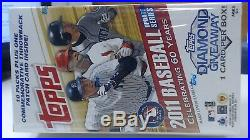 2011 Topps Baseball Update Blaster Box! 10 Packs Factory Sealed TROUT RC