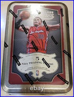 2012-13 Panini Timeless Treasures Basketball Sealed Hobby tin box FREE SHIP