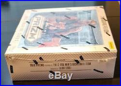 2012-13 Prizm Basketball Factory Sealed Hobby Box Kawhi Leonard Anthony Davis Rc