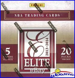 2013/14 Panini ELITE Basketball Factory Sealed HOBBY Box-4 AUTOGRAPH/MEM+2 RC