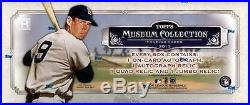 2013 Topps Museum Collection Baseball Hobby Box BRAND NEW & FACTORY SEALED