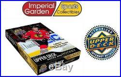 2014-15 Upper Deck Series 1 NHL Hobby Hockey Factory Sealed Box