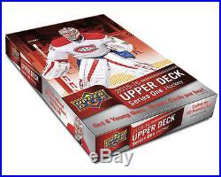 2015-16 Upper Deck Series 1 Hockey Hobby Box NewithSealed McDavid