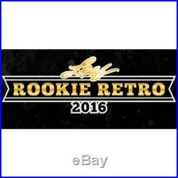 2015 Leaf Rookie Retro Multi Sport Hobby Box Case Factory Sealed Brand New