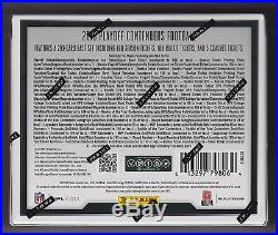 2015 Panini Contenders Football sealed hobby box 24 packs of 5 cards 5 auto