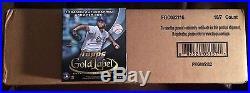 2016 Topps Gold Label Baseball Sealed Hobby Case 16 Box On-card Auto Per Box