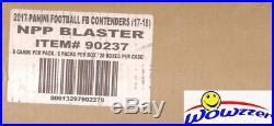 2017 Panini Contenders Football Sealed 20 Box Blaster CASE-20 AUTOGRAPH/MEM