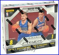 2018/19 Panini Prizm Choice Basketball Box Factory Sealed