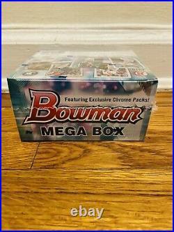 2018 Bowman Baseball Mega Box Robert Ohtani Acuna Soto Rc Chrome Sealed Mlb