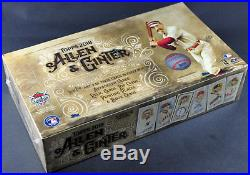 2018 Topps Allen & Ginter Baseball Hobby Box 24 Packs FACTORY SEALED FREE SHIP