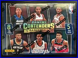 2019-20 Contenders Basketball Blaster Box Zion rookie NBA Panini 25+ Qty SEALED