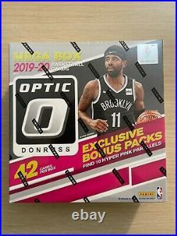 2019-20 Panini Donruss OPTIC NBA Basketball FACTORY SEALED MEGA BOX SHIPS NOW