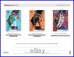 2019-20 Panini Mosaic Multi-pack Nba Basketball Box New & Sealed Free Shipping