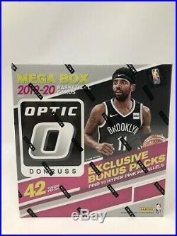 2019-20 Panini NBA Optic Donruss Walmart Mega Box SEALED Zion Ja Morant