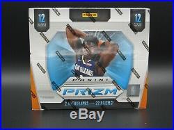 2019-20 Panini Prizm Basketball Factory Sealed Hobby Box