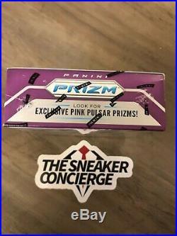 2019-20 Panini Prizm Basketball Factory Sealed Retail 24 Pack Box