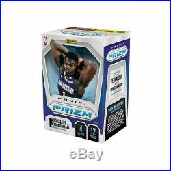 2019-20 Panini Prizm Basketball NBA Box Fanatics Exclusive SEALED Green Ice
